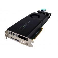 Dell nVidia Quadro 5000 2.5GB PCI-E 2.0 X16 Graphics Video Card JFN25