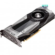 NVIDIA GeForce GTX 1080 Ti Founders Edition DirectX 12 11GB 352-Bit GDDR5X PCI Express 3.0 x16 HDCP Ready SLI Support Video Card 900-1G611-2550-000