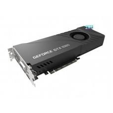 PNY GeForce GTX 1080 DirectX 12 VCGGTX10808PB 8GB 256-Bit GDDR5X PCI Express 3.0 x16 Blower Edition Video Card