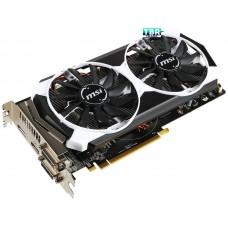 MSI Radeon R9 380 DirectX 12 R9 380 4GD5T OC 4GB 256-Bit GDDR5 HDCP Ready CrossFireX Support ATX Video Card