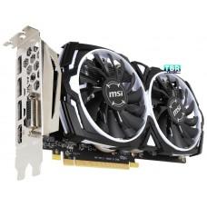 MSI Radeon RX 570 DirectX 12 RX 570 ARMOR 4G OC 4GB 256-Bit GDDR5 PCI Express 3.0 x16 HDCP Ready CrossFireX Support ATX Video Card