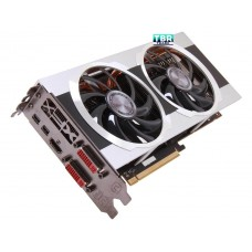 XFX Double D Radeon HD 7970 DirectX 11 FX797ATDJC 3GB 384-Bit DDR5 PCI Express 3.0 CrossFireX Support Video Card