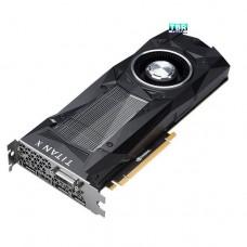 NVIDIA GeForce GTX Titan Xp Graphic Card  1.42 GHz Core 1.58 GHz Boost Clock 12 GB GDDR5X Dual Slot Space Required