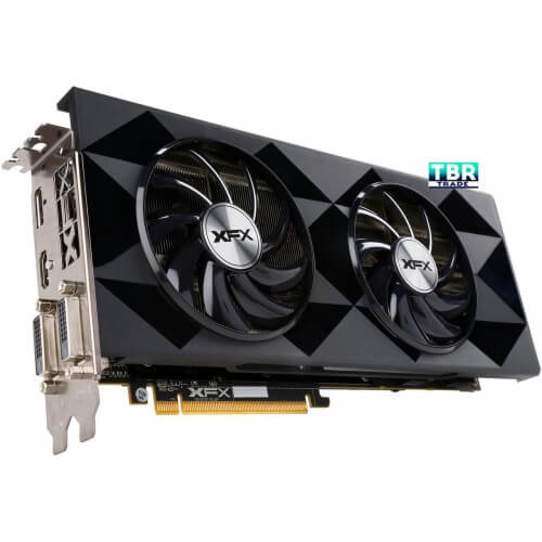 XFX R9 390P 8DB6 Radeon R9 390 Graphic Card 1.05 GHz Core