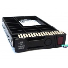HP 765424-B21 600GB SAS 12G 15K LFF 3.5IN SC HDD with HP SmartDrive carrier