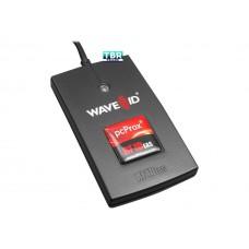 RF Ideas RDR-7582AKU-C06 Pcprox 82 Series 13.56Mhz Csn Black 6In Usb Reader