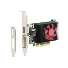 HP Z9H51AA Nvidia Geforce Gt730  Graphics Card Gf Gt 730 2 Gb Ddr3 Pcie X8 Low Profile Dvi Displayport  For Elitedesk 800 G3