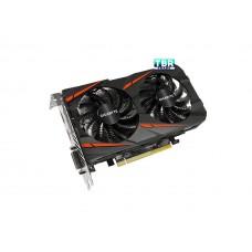GIGABYTE Radeon RX 460 DirectX 12 GV-RX460WF2OC-4GD 4GB 128-Bit GDDR5 PCI Express 3.0 x8 ATX Video Card