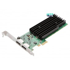 PNY NVIDIA Quadro NVS 295  256MB GDDR3 PCI Express Gen 2 x1 Dual DisplayPort or DVI-D SL Profesional Business Graphics Board VCQ295NVS-X1-DVI-PB