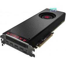 XFX Radeon RX Vega 56 RX-VEGMLBFX6 8GB 2048-Bit HBM2 PCI Express 3.0 CrossFireX Support Video Card  Black Design