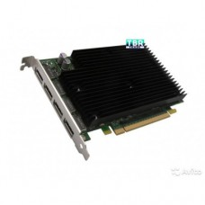 HP Nvidia Quadro NVS 450 512mb PCI-e DisplayPort Video Graphics Card 4 Monitor