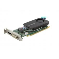 NVIDIA® Quadro® K600 VCQK600-PB 1GB GDDR3 PCI Express 2.0 x16 Low Profile Workstation Video Card