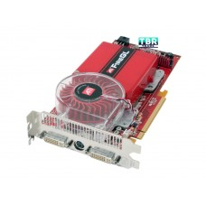AMD FireGL V7200 100-505147 256MB 256-bit GDDR3 PCI Express x16 Workstation Video Card