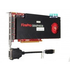 Barco MXRT-7500 Quad Head PCIe Display Controller Medical Video Graphics Card K9306037