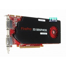 Barco ATI FirePro MXRT-5450 1GB GDDR5 Medical 3D Imaging Video Graphics Card DVI 102C1270202
