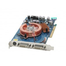 BFG Tech GeForce 6600GT DirectX 9 BFGR6600GTOC 128MB 128-Bit GDDR3 AGP 4X/8X Video Card