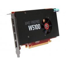 AMD FirePro W5100 100-505737 4GB 128-bit GDDR5 PCI Express 3.0 x16 Workstation Video Card