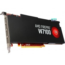 AMD FirePro W7100 100-505724 8GB 256-bit GDDR5 PCI Express 3.0 x16 Full height/full length single-slot Workstation Video Card