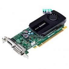 HP Quadro K420 Graphic Card 2 GB DDR3 SDRAM PCI Express 2.0 x16  Low-profile Single Slot Spac N1T07AT