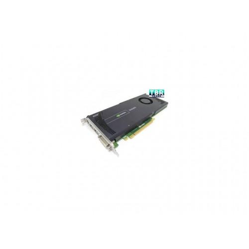 Dell nVidia Quadro 4000 2GB GDDR5 PCI-E x16 2xDisplayPort