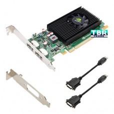 PNY NVS Quadro NVS 310 VCNVS310DVI-PB 512MB 64-bit DDR3 PCI Express 2.0 x16 Workstation Video